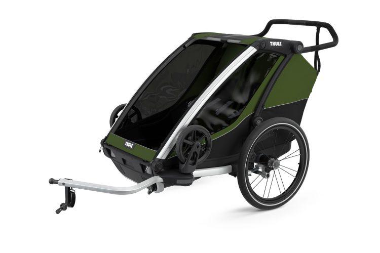 Fahrradanhaenger - Thule Chariot Cab