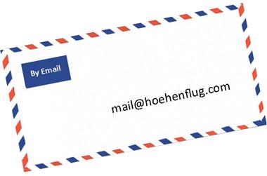Kontakt per Email