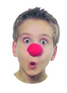 Clowns-Nasen