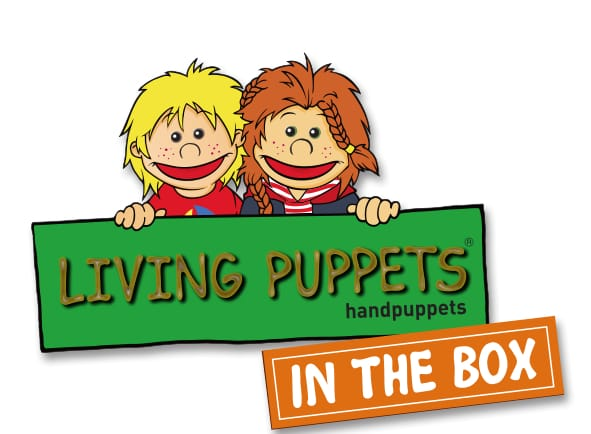 Lieferant Living Puppets Logo