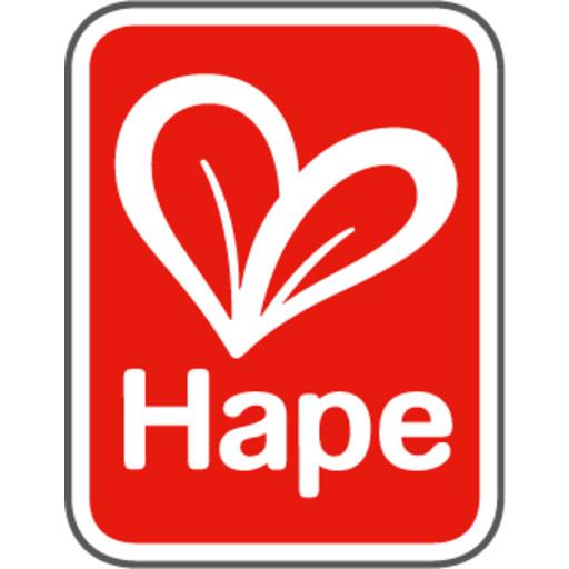 Lieferant Hape Logo